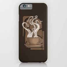 Coffee Nouveau iPhone 6s Slim Case