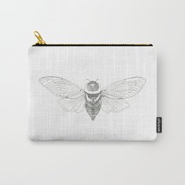 cicada Carry-All Pouch