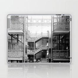 Bradbury Building, Downtown Los Angeles Laptop & iPad Skin