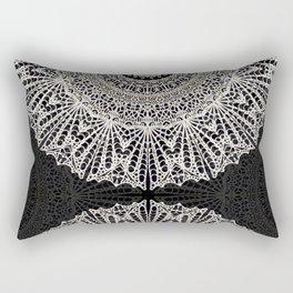 Mandala Mehndi Style G384 Rectangular Pillow