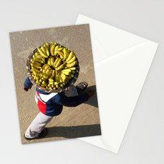 Banana Man Stationery Cards