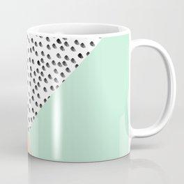 Mod Palm Springs - Abstract Coffee Mug