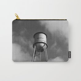Monochrome Marfa Water Tower Carry-All Pouch