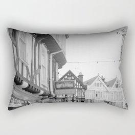 Canter-be! Rectangular Pillow