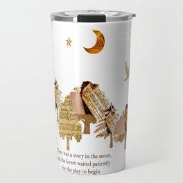 Little Women Inspired Travel Mug