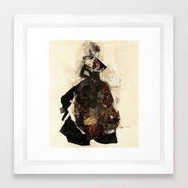 Hommage à Toulouse-Lautrec V Framed Art Print
