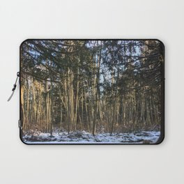 Winter at Home Laptop Sleeve