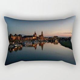 Dresden III Rectangular Pillow