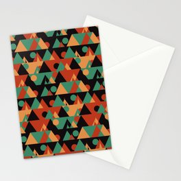 The sun phase Stationery Cards
