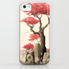 Revenge of the nature III: Fishing memories in the old world iPhone 5c Slim Case