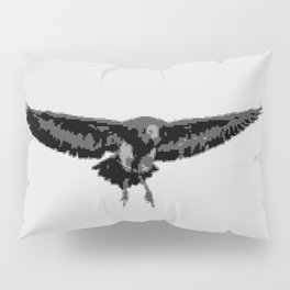Devastation Vulture Pillow Sham