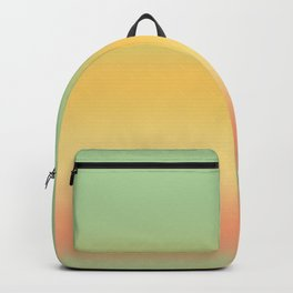 Warm Gradient Backpack