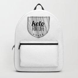 Keto for life Backpack
