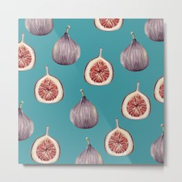 Figs #society6 #buyart Metal Print