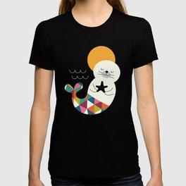 Seals Mermaid T-shirt