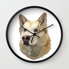 Smart Boy Wall Clock