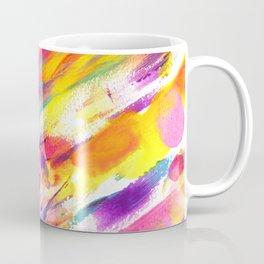 Rainbow Paint Party Coffee Mug