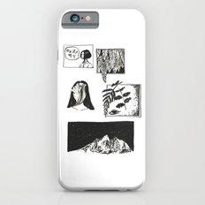 Comic Strip Slim Case iPhone 6s