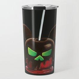 Bat's Day Apple Travel Mug