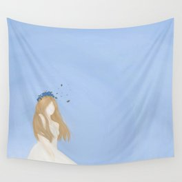Beautiful stranger Wall Tapestry