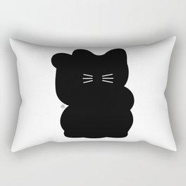 Maneki-neko Rectangular Pillow