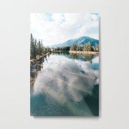 Banff National Park Metal Print