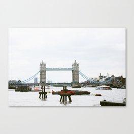 London Bridge (Ain't Falling Down) Canvas Print