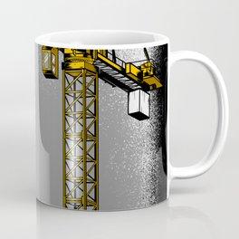 The Power of Tower Crane Coffee Mug