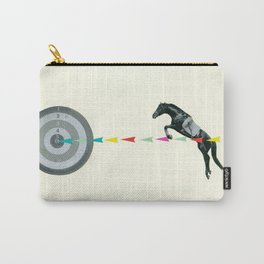 On Target : Sagittarius Carry-All Pouch