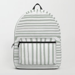 Contra Sage Lines  Backpack