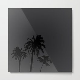 LOS PALMAS (MUTE) Metal Print