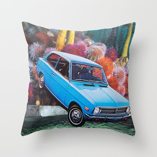 I want to see movies of my dreams Throw Pillow