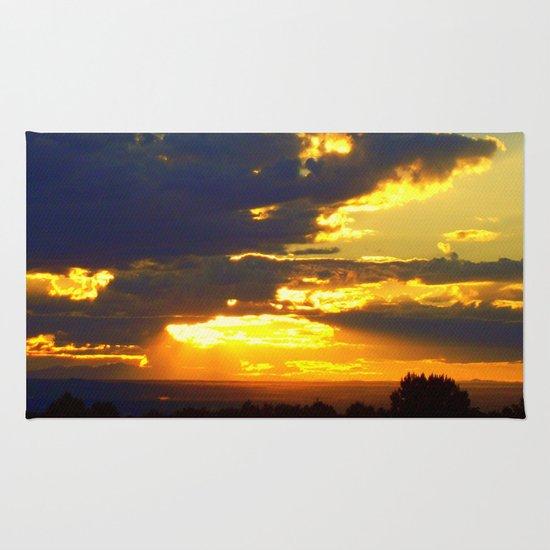 Sunset Splendor Rug