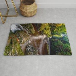 Fairy Glen Gorge Rug