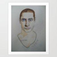 jared leto Art Prints featuring Jared Leto. by TheArtOfFaithAsylum