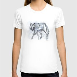 Coyote Sketch T-shirt