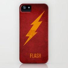 The Flash iPhone (5, 5s) Slim Case