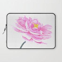 pink peony Laptop Sleeve