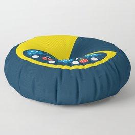 8-Bit Breakfast Floor Pillow
