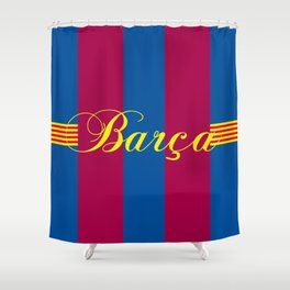 Barça Shower Curtain