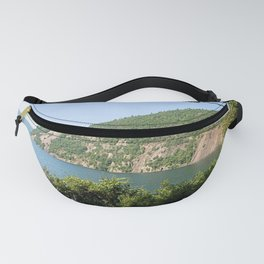 Roger's Rock on Lake George, NY Fanny Pack