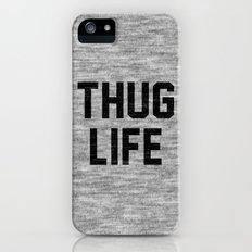 Thug Life - light iPhone SE Slim Case