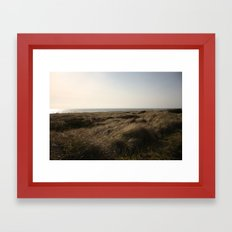 Westport Beach Framed Art Print