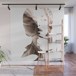 Woman Abstract Collection #1 Wall Mural
