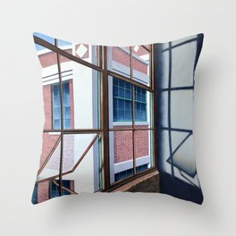Project Artaud View, SF C Throw Pillow