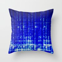 drums Throw Pillows featuring Drums by Guidewire