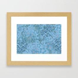 Lil Xans - Betrayed Inspired Framed Art Print
