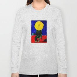 Sir/Madam Pompadour - Pop Art Surrealism Long Sleeve T-shirt