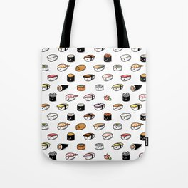 Sushi Lovers Tote Bag
