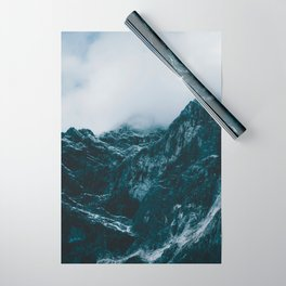 Cloud Mountain - Landscape Photography Wrapping Paper